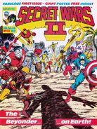 Secret Wars II (UK) Vol 1 32