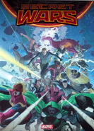 Secret Wars Vol 1 1 Ribic Variant Textless