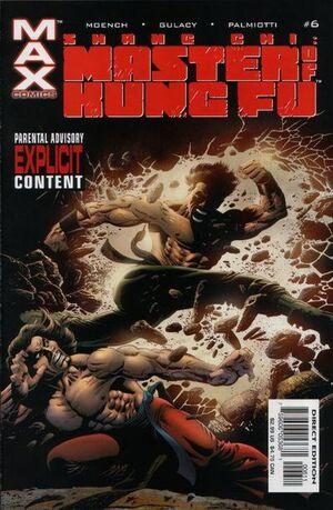 Shang-Chi Master of Kung Fu Vol 1 6