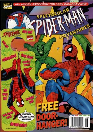 Spectacular Spider-Man (UK) Vol 1 025