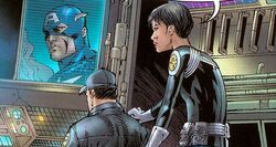 Strategic Homeland Intervention, Enforcement and Logistics Division (Earth-7642) from New Avengers Transformers Vol 1 1 001