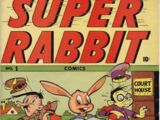 Super Rabbit Comics Vol 1