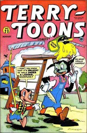 Terry-Toons Comics Vol 1 23