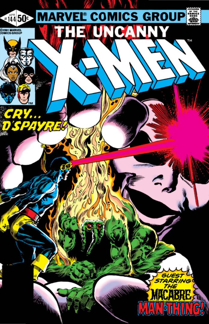 Uncanny X-Men Vol 1 144