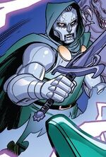 Victor von Doom (Earth-Unknown) from Deadpool & the Mercs for Money Vol 1 5 001