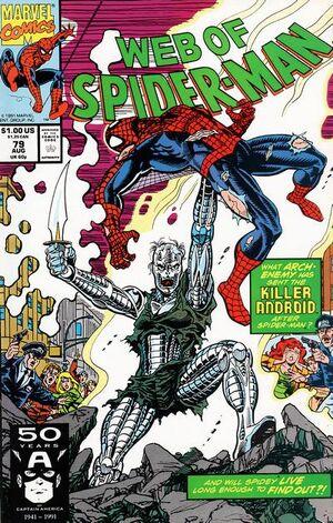 Web of Spider-Man Vol 1 79