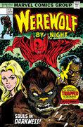 Werewolf by Night Vol 1 40