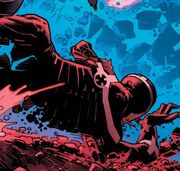 William Cross (Earth-13264) from Marvel Zombies Vol 2 3 0001