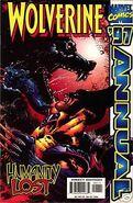 Wolverine Annual Vol 1 1997