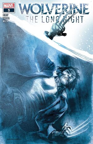 Wolverine The Long Night Adaptation Vol 1 5