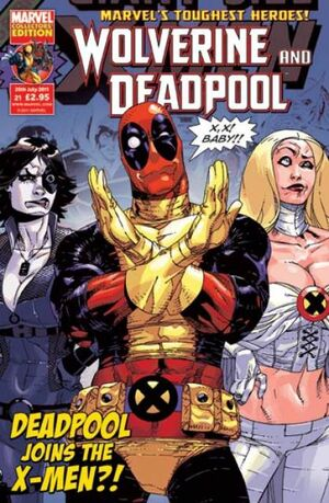 Wolverine and Deadpool Vol 2 21