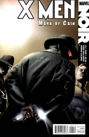 X Men Noir Mark of Cain Vol 1 4