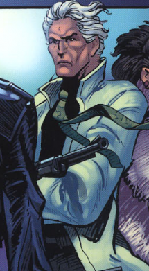 Alphonso Mackenzie (Earth-616) Nick Fury, Agent of S.H.I.E.L.D. Vol 3 1