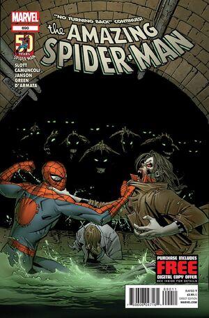 Amazing Spider-Man Vol 1 690