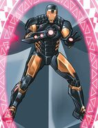 Anthony Stark (Earth-616) from Iron Man Fatal Frontier Infinite Comic Vol 1 10 003