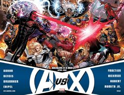 Avengers vs. X-Men (Event)