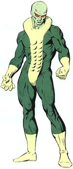 Basil Elks (Earth-616) from Official Handbook of the Marvel Universe Vol 1 2 0001