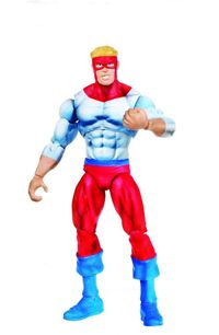 Brian Calusky (Earth-616) from Marvel Universe (Toys) Comic Packs Series 1 (Secret Wars 25th Anniversary) 0001