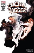 Cloak and Dagger Negative Exposure - Marvel Digital Original Vol 1 3
