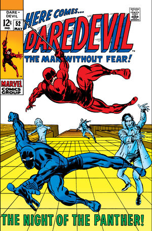 Daredevil Vol 1 52
