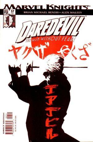 Daredevil Vol 2 57