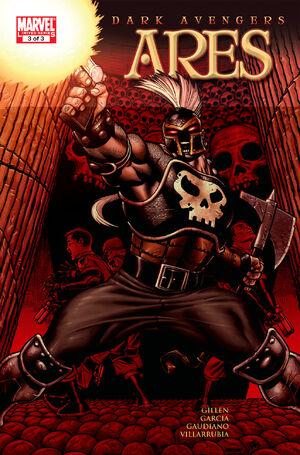Dark Avengers Ares Vol 1 3