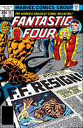 Fantastic Four Vol 1 191