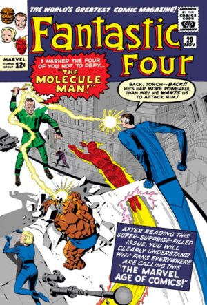 Fantastic Four Vol 1 20