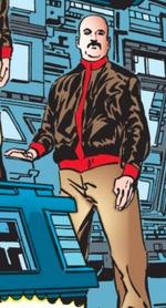 Gene Bitner (Earth-616) from X-Men the Hidden Years Vol 1 18