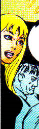 Gwendolyne Stacy (Earth-1000) from Domination Factor Avengers Vol 1 3.6 001
