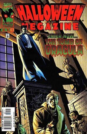 Halloween Megazine Vol 1 1