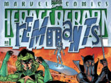 Heroes Reborn: Remnants Vol 1 1