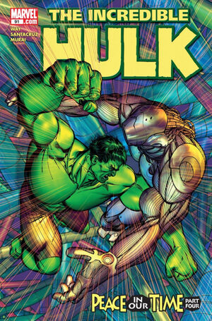 Incredible Hulk Vol 2 91