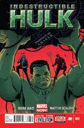 Indestructible Hulk Vol 1 9