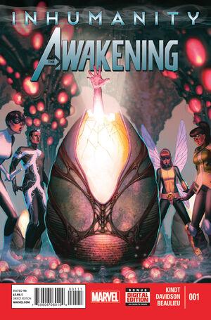 Inhumanity The Awakening Vol 1 1