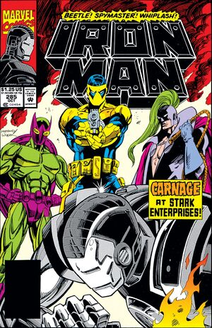 Iron Man Vol 1 285
