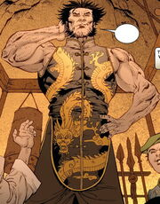 James Howlett (Earth-616) from Wolverine Manifest Destiny Vol 1 4