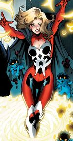 Jimaine Szardos (Earth-616) from Nightcrawler Vol 4 1 002