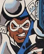 Lemar Hoskins (Earth-TRN708) from Silver Sable and the Wild Pack Vol 1 35 0001