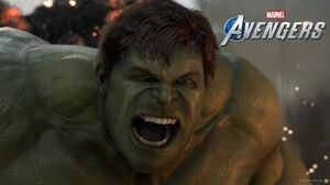 Marvel's Avengers A-Day Prologue Gameplay Footage EN PEGI