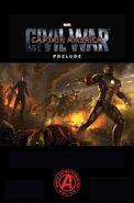 Marvel's Captain America Civil War Prelude Vol 1 1 Solicit
