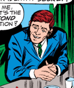 Marvin (Earth-616) from Amazing Spider-Man Vol 1 82 001