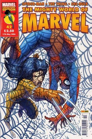 Mighty World of Marvel Vol 3 42