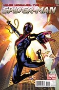 Miles Morales Ultimate Spider-Man Vol 1 1 Peterson Variant