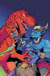 Moon Girl and Devil Dinosaur Vol 1 43 Textless