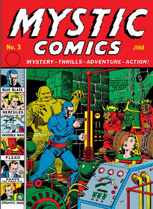 Mystic Comics Vol 1 3
