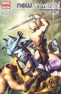 Newuniversal Conqueror Vol 1 1