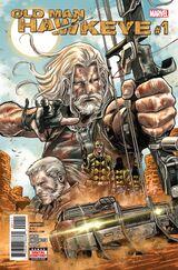Old Man Hawkeye Vol 1 1
