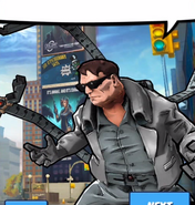 Otto Octavius (Earth-TRN545) from Spider-Man Unlimited (video game) 001