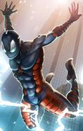 Peter Parker (Earth-TRN461) from Spider-Man Unlimited (video game) 107